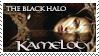 Kamelot - The Black Halo Stamp