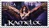 Kamelot - Epica Stamp by dehydromon
