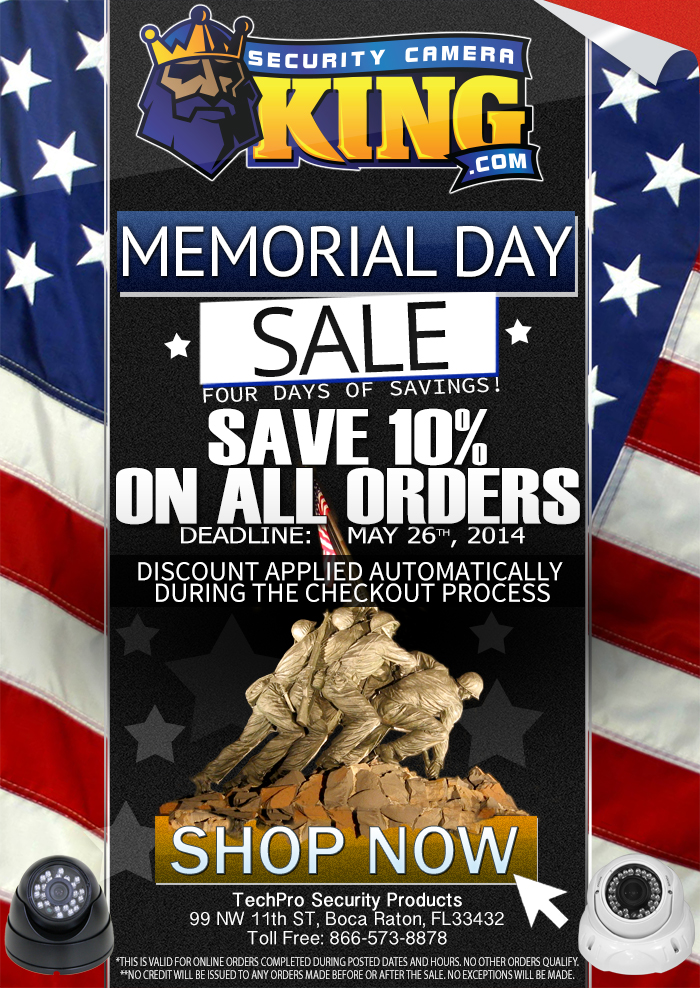 2014 SCK Memorial Day Sale Email Flyer by desaad37 on DeviantArt