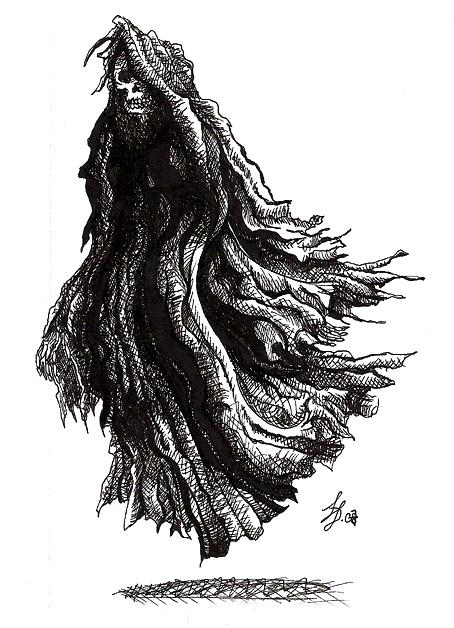 dark undead wizard by cHipzeRotica on deviantART