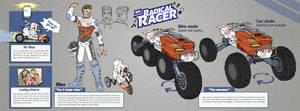 Radical racer challenge - Alex