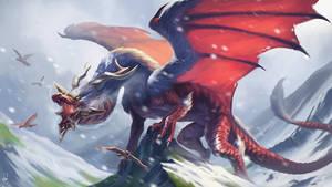 Dragon of Rysvic Mountain