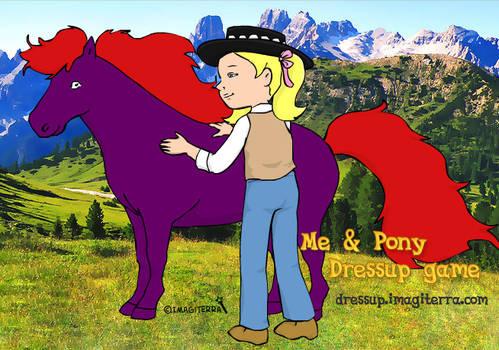 Wildfire and Princess Sara