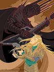 finrod felagund vs sauron - the rock-off