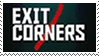 DA Stamp Exit/Corners by portisHeart