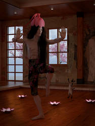 The Lotus Dance