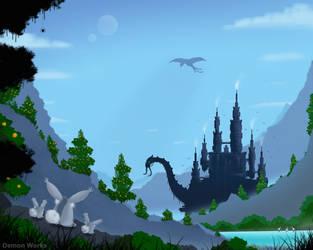 Snail Castle by Demon-Works