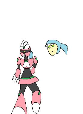 Mega Man OCs by EvanRanger on DeviantArt