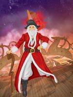 Pirate Santa by talonian