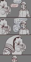 Mass Effect Comic by RenegadeCharles