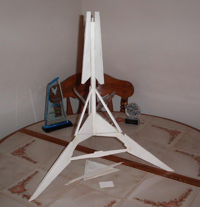 Paper Tower By Camth