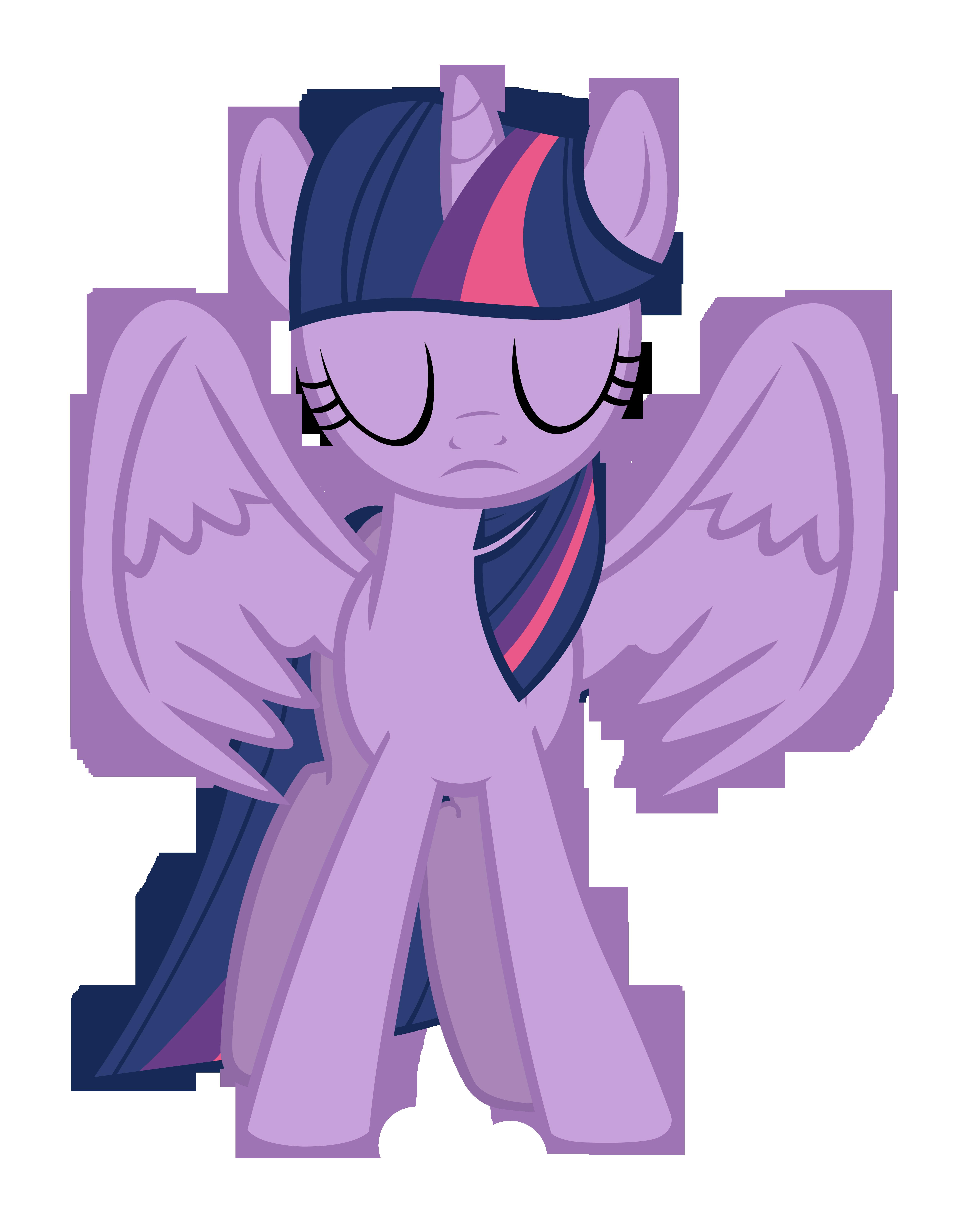 My Little Pony Friendship Is Magic Twilight Sparkle Alicorn Flying