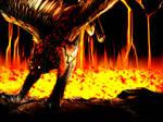 Self Proclaimed Volcano God