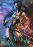 Jade(Mortal Kombat)