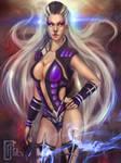 Sindel (Mortal Kombat)