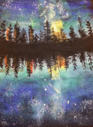 Celestial Refections by Jlombardi