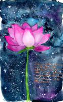 Lotus 3: Rising and Blooming by Jlombardi