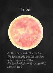 Sun Facts by Jlombardi