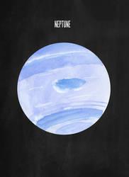 Neptune by Jlombardi