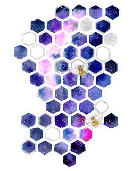 The Bee Nebula