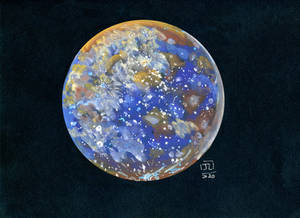 Colorful Mercury