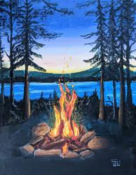 Twilight Lake Camp