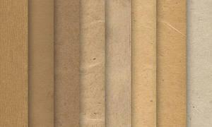 Cardboard - texture pack