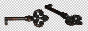 Victorian key PNG