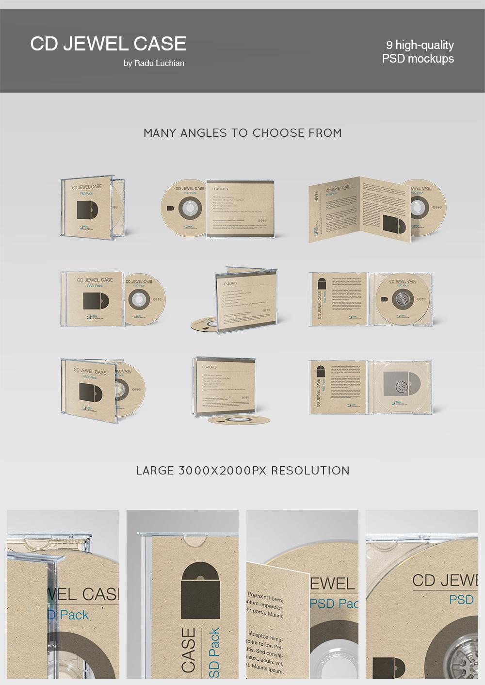 CD jewel case template by raduluchian on DeviantArt – Jewel Case Template