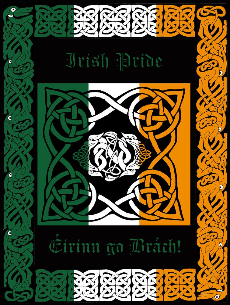 irish pride by introspectre on deviantart