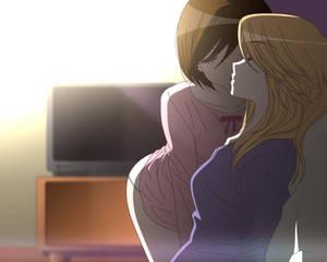 Akiko x Mariko (Good Night Cu)