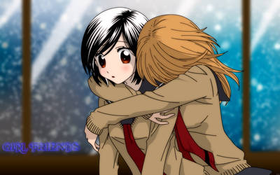 Akiko x Mariko (Winter Love)