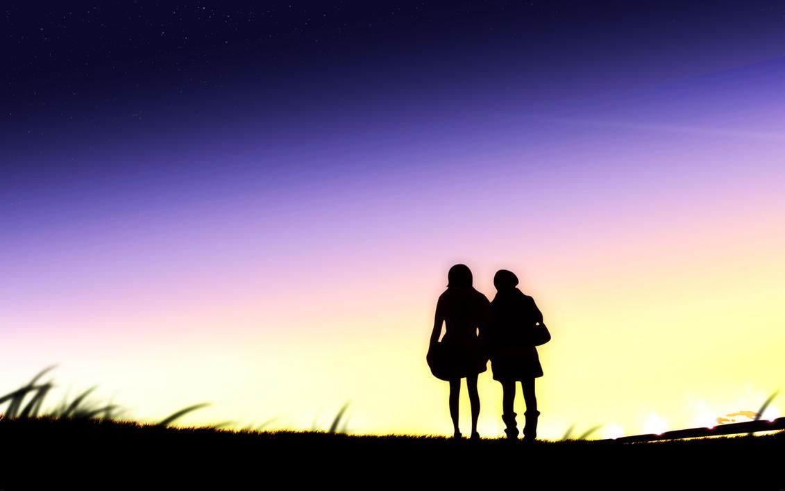 Walking Through The Night by urzuse7en
