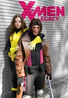 Xmen Legacy by Akaius