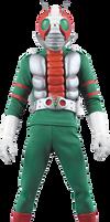 Kamen Rider V3 (Shiro Kazami) - 02