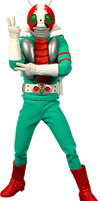 Kamen Rider V3 (Shiro Kazami) - 04