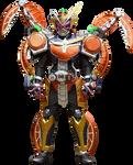 Kamen Rider Zi-O GaimArmor 01