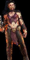 Mileena (Mortal Kombat) scPNG - 01