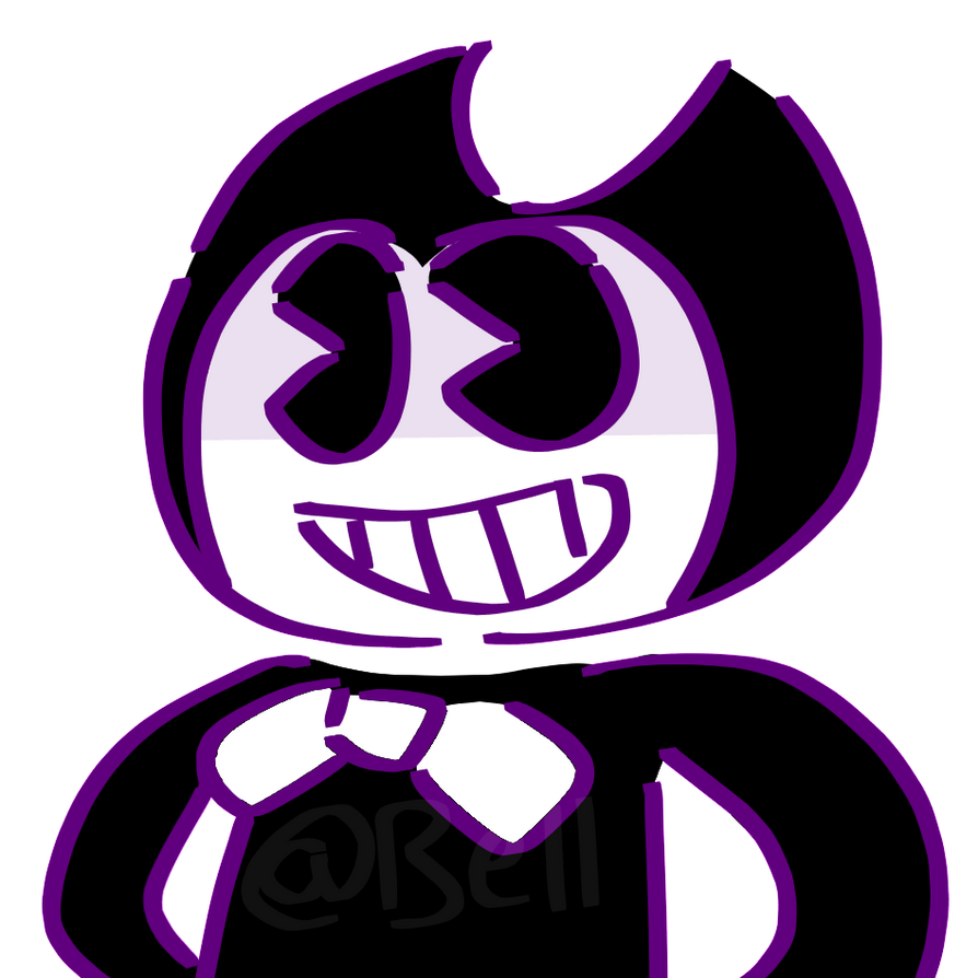 Bendy by BellPixle244