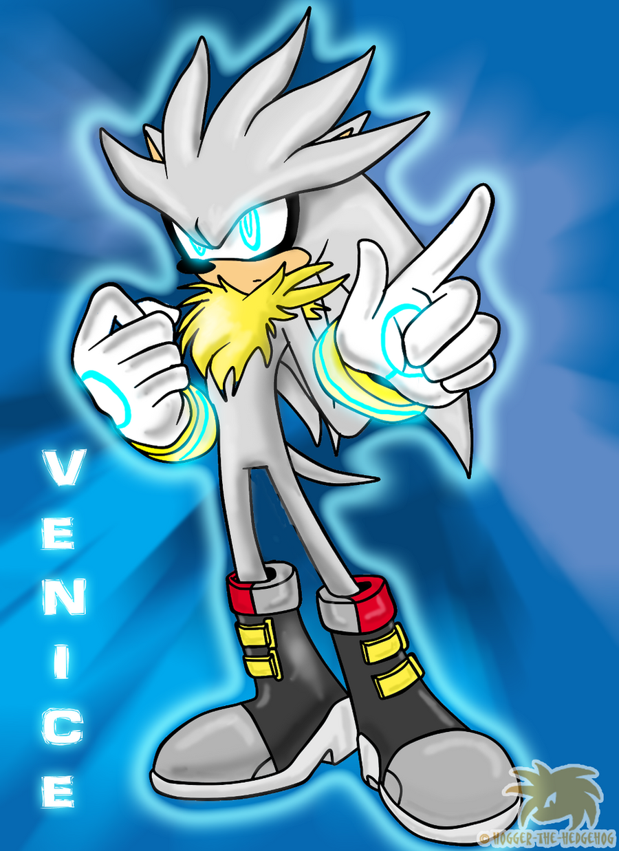 venicethehedgehog by spyxeddemon on deviantart