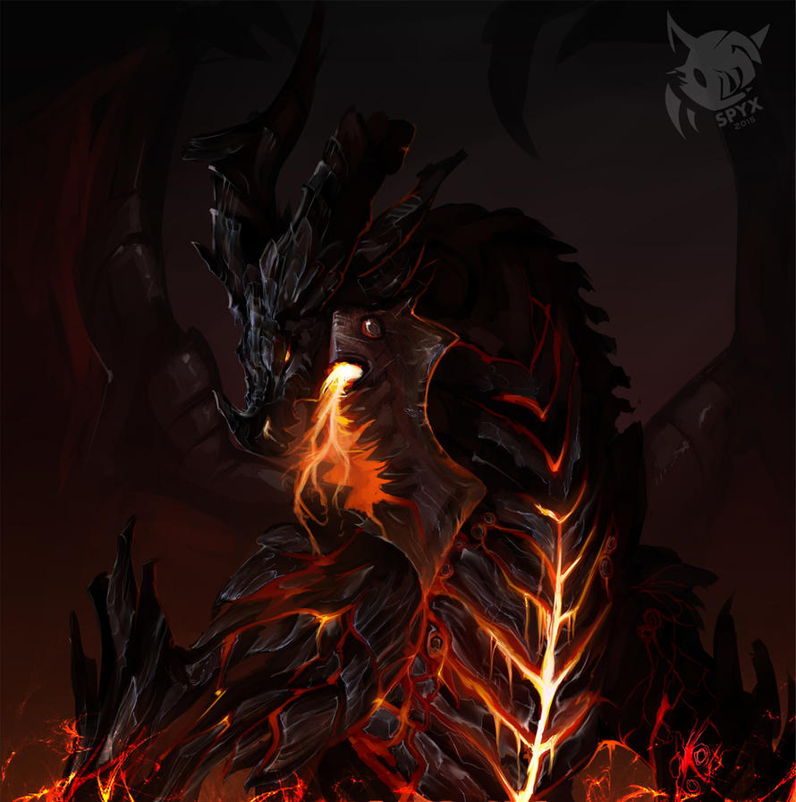 Deathwing Human Form Wallpaper | www.imgkid.com - The ...