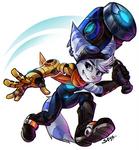 Ratchet and Clank: Rift Apart - RIVET