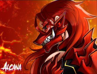 Alcana, Slayer of the Odogaron
