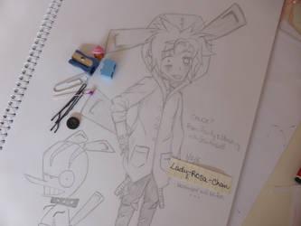 Human Chuck? by Lady-Rosa-chan