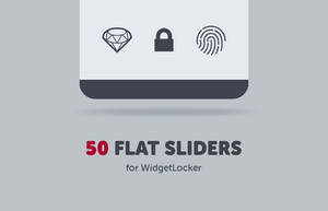 50 WidgetLocker Themes by tatosXL