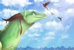 Traveling Friend by zagiir