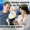 Scrubs icon-tiny gay sailor by crazy-artist-type