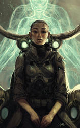 Generic Sci-Fi: The Pilot by jeffsimpsonkh