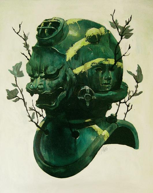Great Helm by jeffsimpsonkh