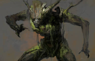 Groot by jeffsimpsonkh